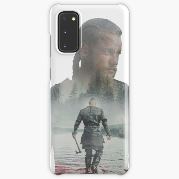 Ragnar Lothbrok - Vikings - 2 Samsung Galaxy Snap Case