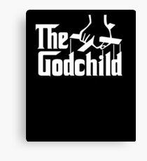 The Godchild Movie Parody Canvas Print