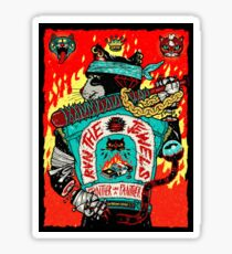 Run The Jewels Panther Like A Panther RTJ Sticker
