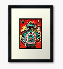 Run The Jewels Panther Like A Panther RTJ Framed Print