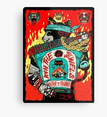 Run The Jewels Panther Like A Panther RTJ Metal Print