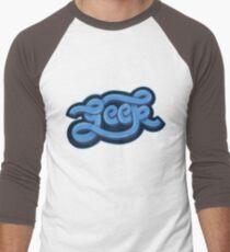 GEEK (Blue) Men's Baseball ¾ T-Shirt