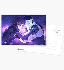 Ein Universum oder Dies Postkarten