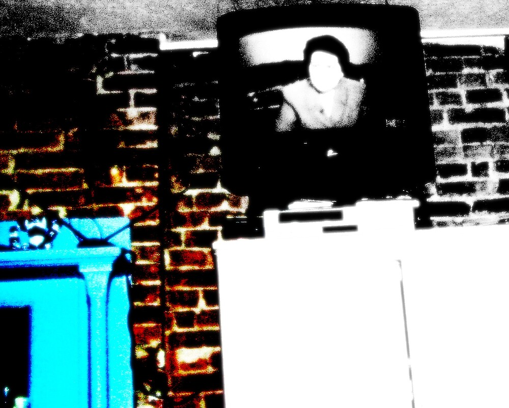 Public Television by Marie Monroe