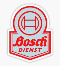 Bosch Dienst DISTRESSED Sticker