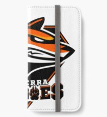 Canberra Dingoes Ice Hockey Team iPhone Wallet/Case/Skin