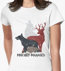 Marauders Women's Fitted T-Shirt