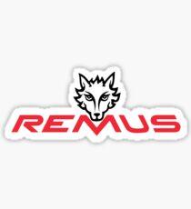 Remus DISTRESSED Sticker