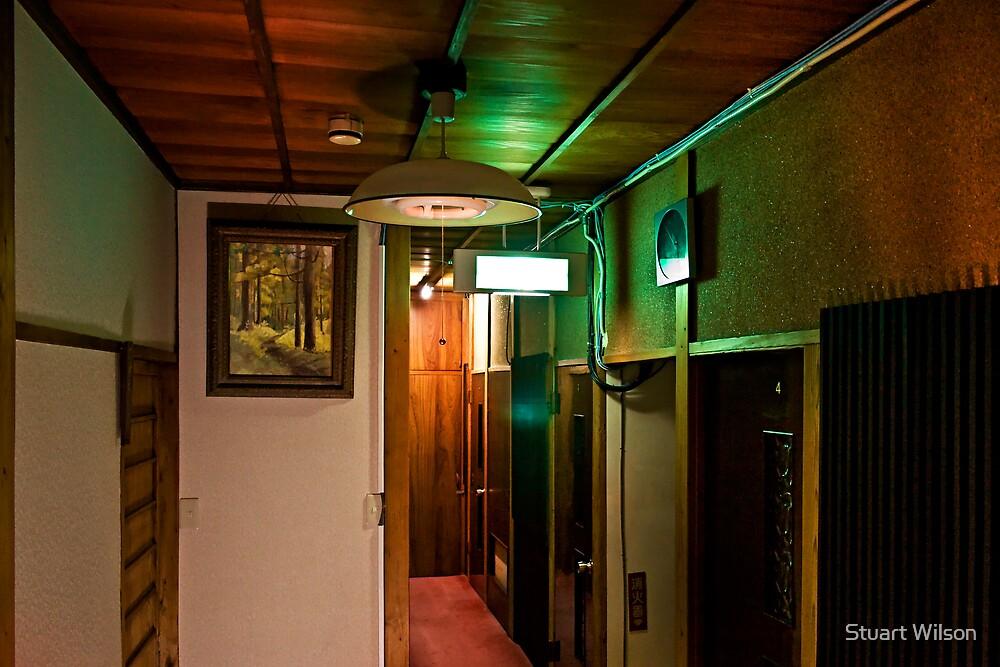 Katsutaro Hall by Stuart Wilson