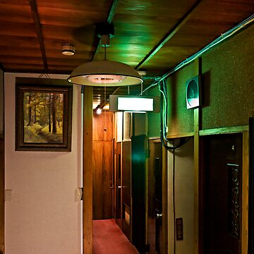Katsutaro Hall by Vertigo