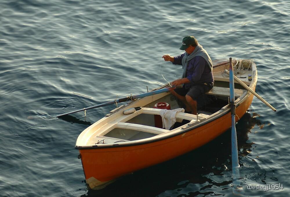 Fisherman by wesleyj1954