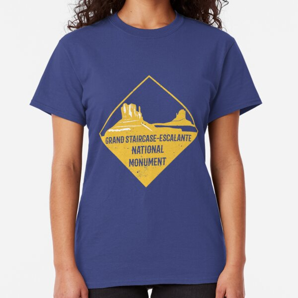 Grand Staircase-Escalante National Monument Classic T-Shirt