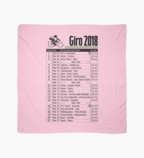 Giro d'Italia 2018 Scarf