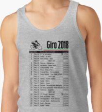Giro d'Italia 2018 Tank Top