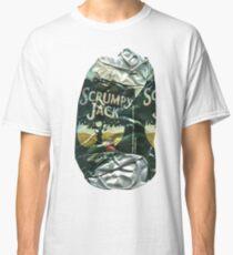 SCRUMPY JACK (Cider) - Crushed Tin Classic T-Shirt