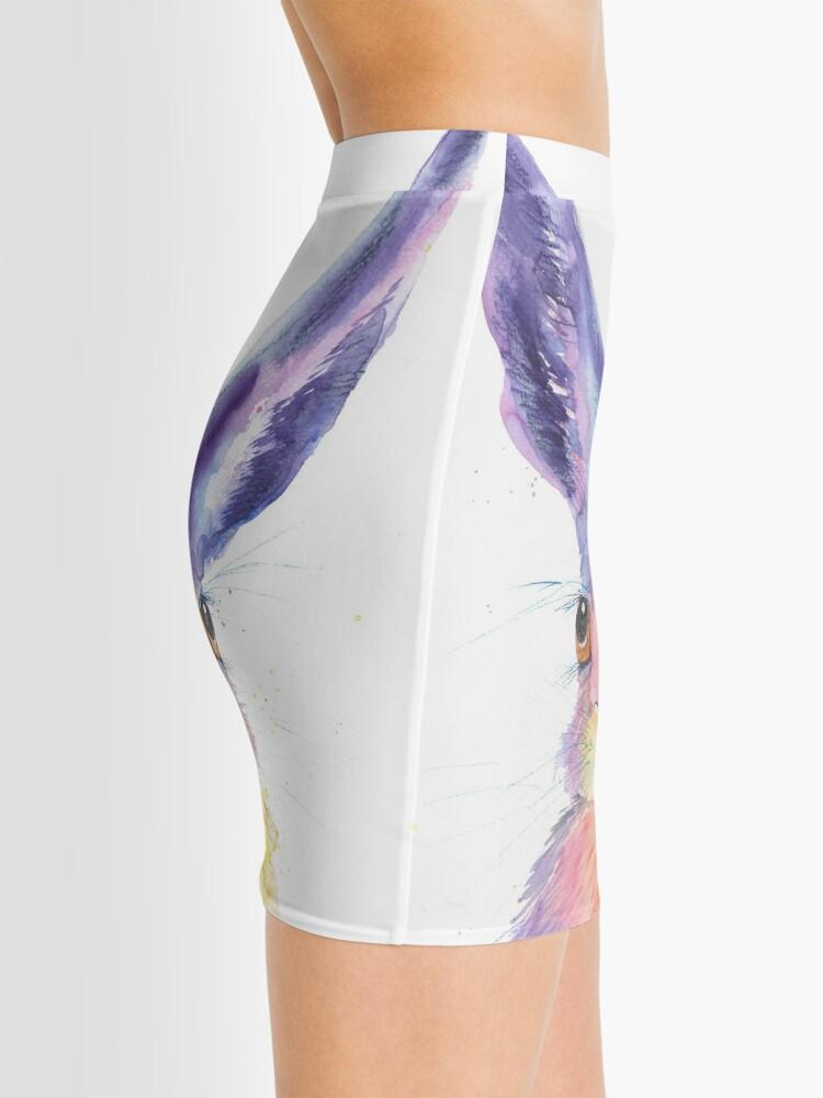 Alternate view of Rainbow Hare Mini Skirt