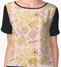 Biscuits In Bed Chiffon Top