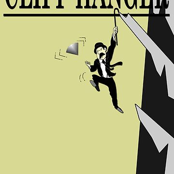 The Cliff Hanger by e-dream