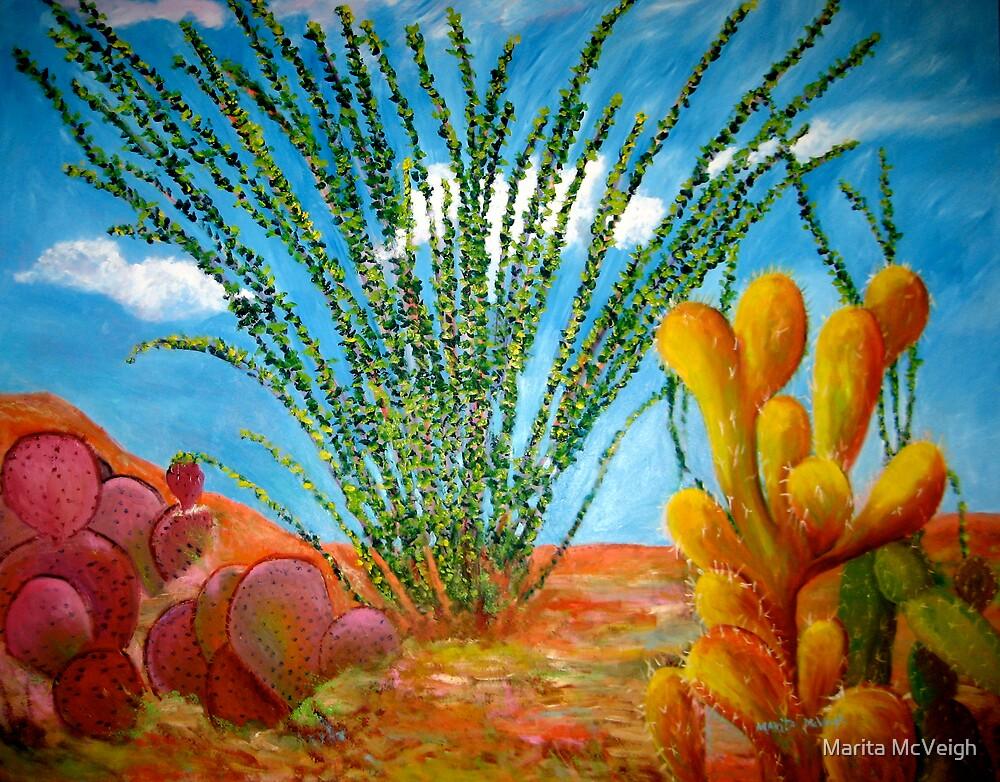 Arizona by Marita McVeigh