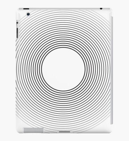 Circle blend iPad Case/Skin