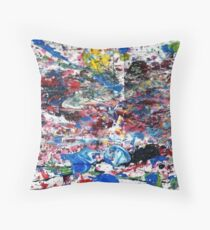 Marathon (2015) Throw Pillow