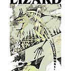 King Crimson - Lizard by BlackLineWhite
