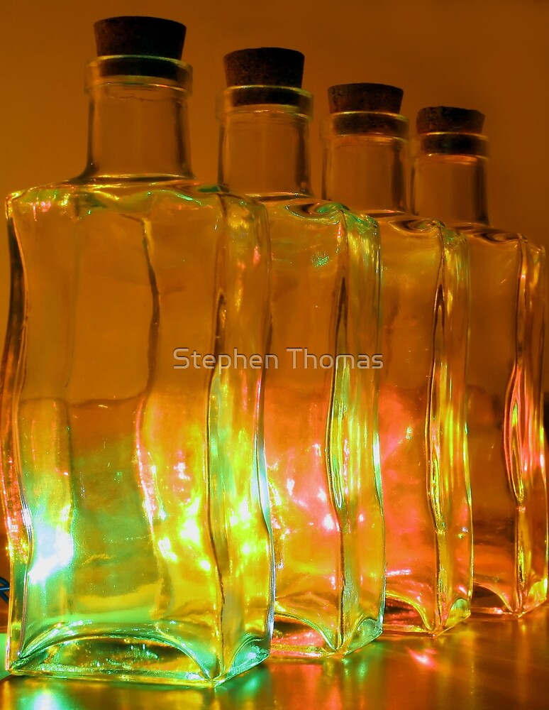 Bottled Light by Stephen Thomas
