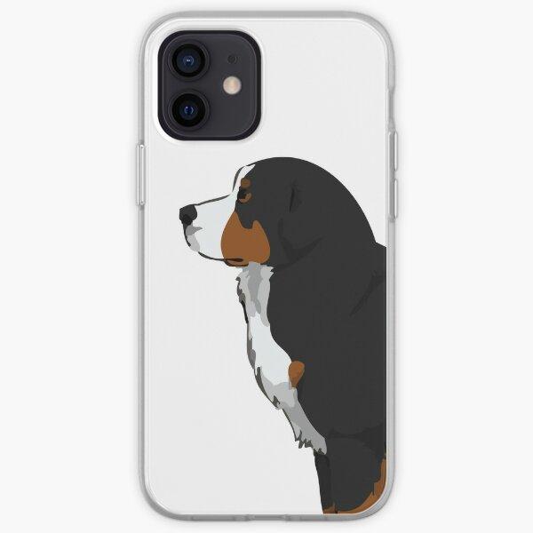 Bernese Mountain Dog iPhone Soft Case