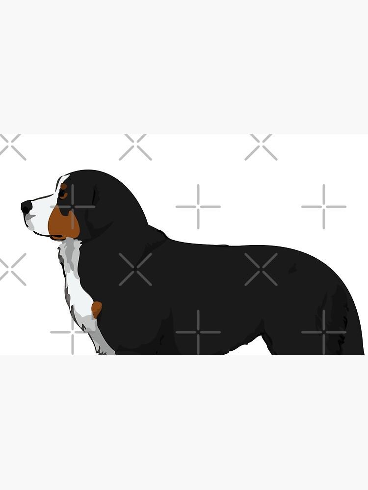 Bernese Mountain Dog by emrdesigns