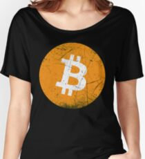 Bitcoin - ONE:Print Women's Relaxed Fit T-Shirt