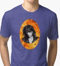 Patti Is She On Fire Tri-blend T-Shirt
