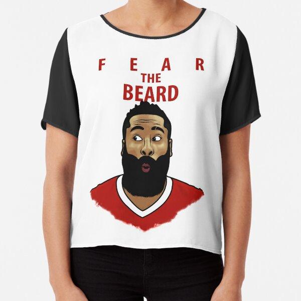 Fear the Beard Chiffon Top