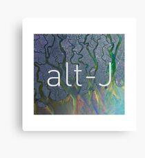 Alt J Canvas Print
