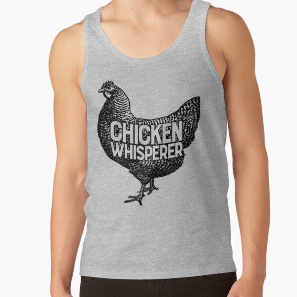 LOBBO Chicken Leg Mens String Tank Top