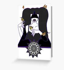 LOVE GALORE Greeting Card