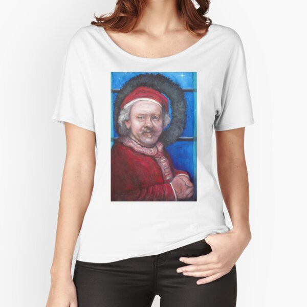 Rembrandt Santa Relaxed Fit T-Shirt
