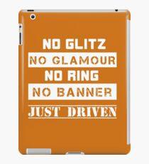 NO GLIZ NO GLAMOUR DESIGN iPad Case/Skin