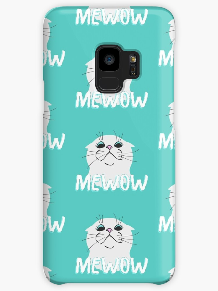 Mewow Cat by Andreea Butiu