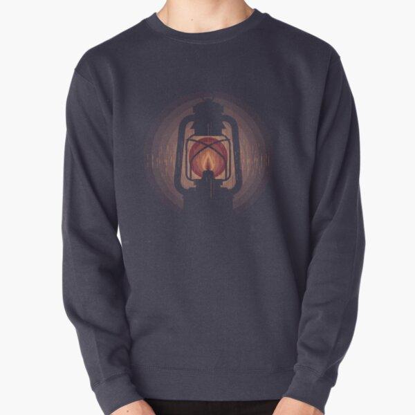 oil lamp Pullover Sweatshirt
