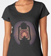 oil lamp Women's Premium T-Shirt