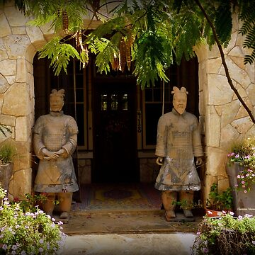 Ancient Guards by Sita