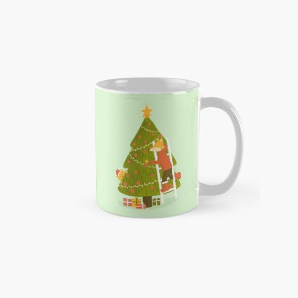 Merry Christmas Mr. Fox Classic Mug
