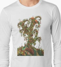 Color magic decorative tree. T-Shirt