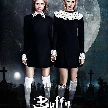 Buffy & Buffy bot by Bulotin