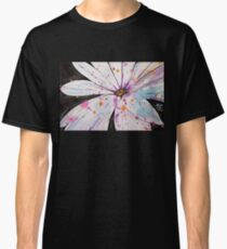 Spring-Splattered Daisy Classic T-Shirt