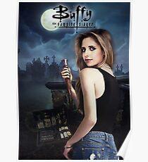Póster Buffy, la asesina de vampiros