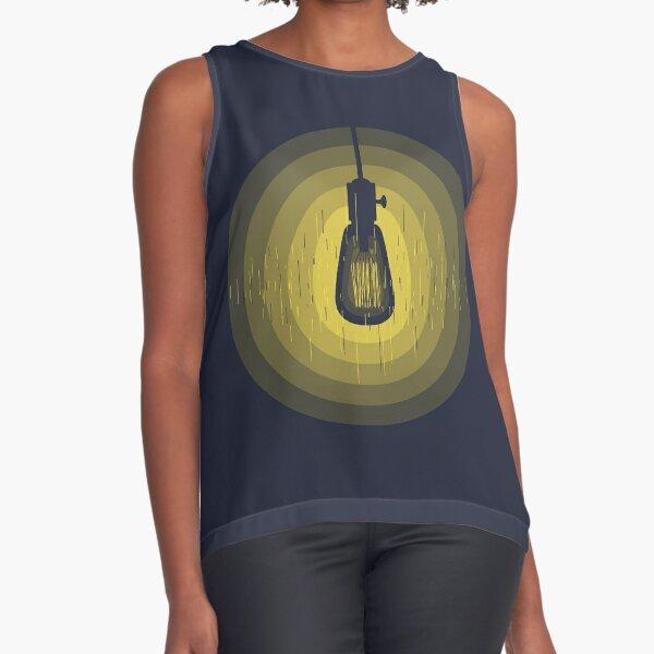 Ampoule-vintage-edison Blusa sin mangas