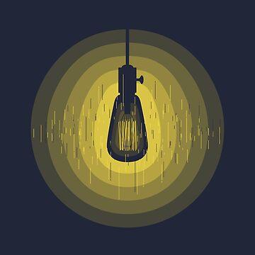 Ampoule-vintage-edison by johannbrangeon
