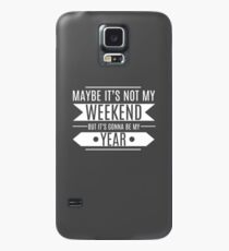 Weightless - White Case/Skin for Samsung Galaxy