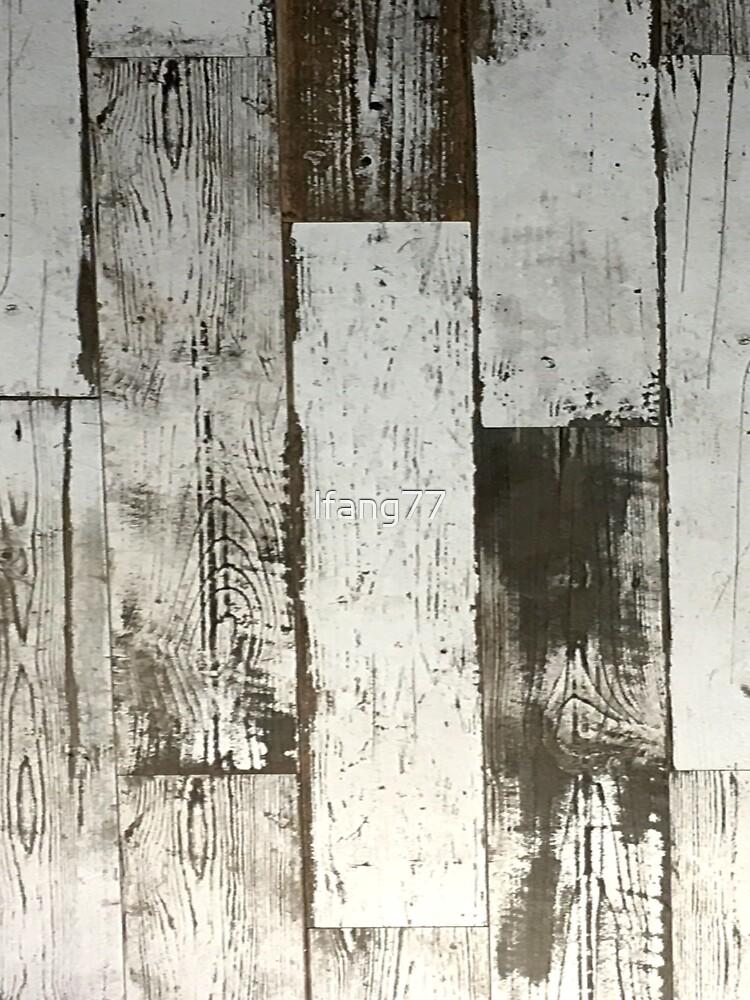 küstennahes schickes französisches Landseestrand-Weißholz von lfang77